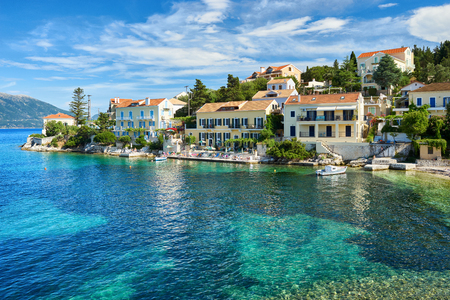 Fiscardo in Kefalonia, Ionian Islands, Greece