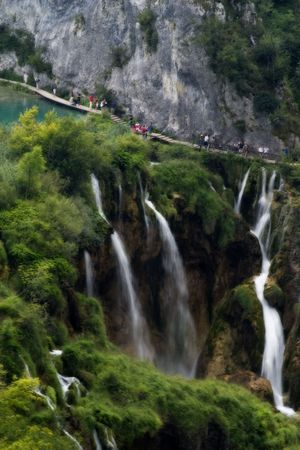 plitvice: Plitvice Stock Photo