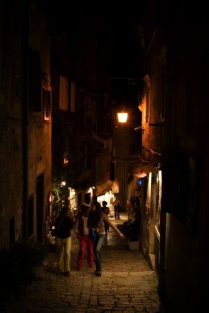 starigrad: Rovinj by night