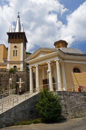 baile: Herculane, Romania