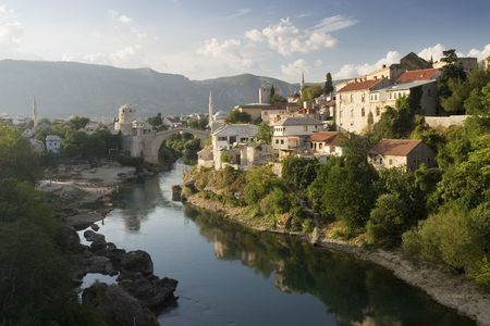 Mostar, Bosnia and Herzegovina Stock Photo