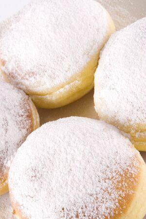 good cholesterol: Donuts Stock Photo