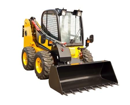 Small buldozer