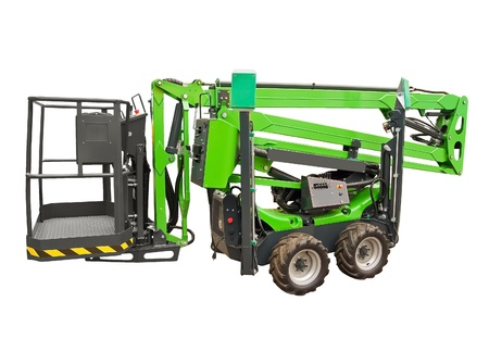 construction platform: Hydraulic lift