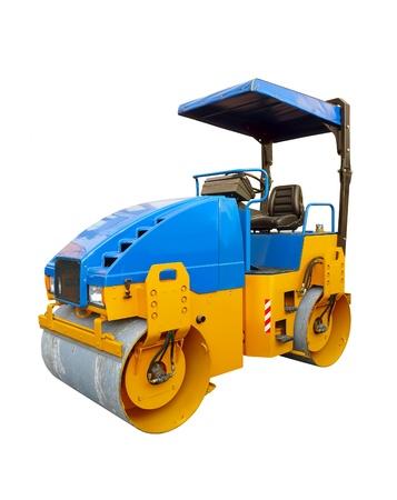 leveling: Modern roller