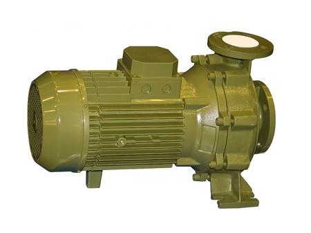 bomba de agua: Bomba de agua eléctrica
