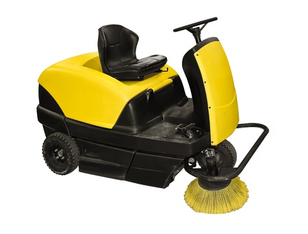 municipal utilities: Sweeper