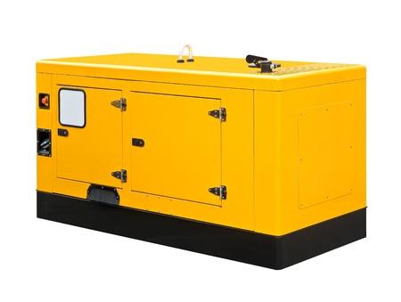 generador: Gran generador Foto de archivo