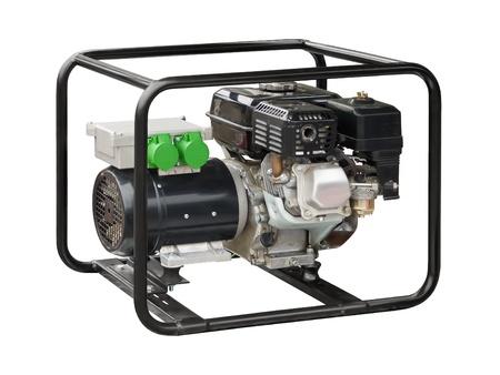 ポータブル発電機 写真素材 - 21621456