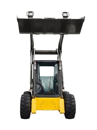 Small buldozer Stock Photo - 21621460