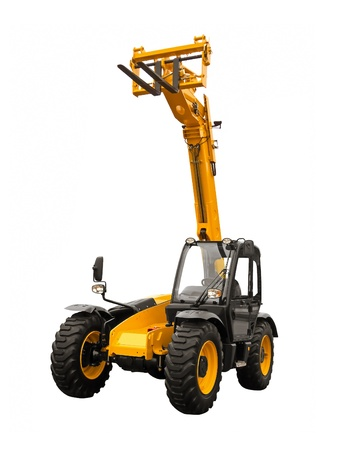 Telescopic handler Stock fotó