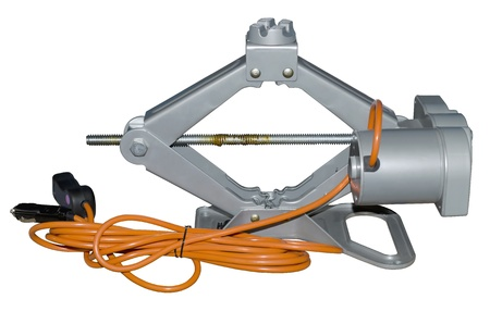 screw jack: Electric car jack