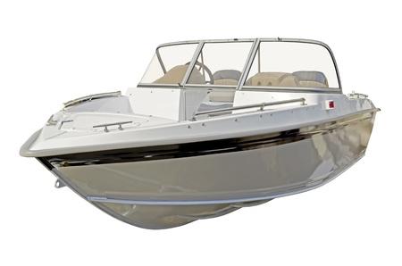 Motorboot Standard-Bild - 21621535