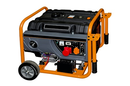 Portable generator photo