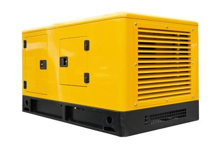 Gran generador Foto de archivo - 21632716