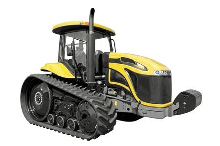 Landbouw tractor Stockfoto