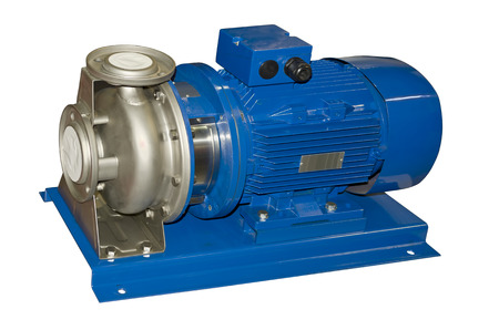 electric motor: Electric water pump