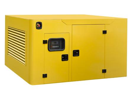 Big generator photo