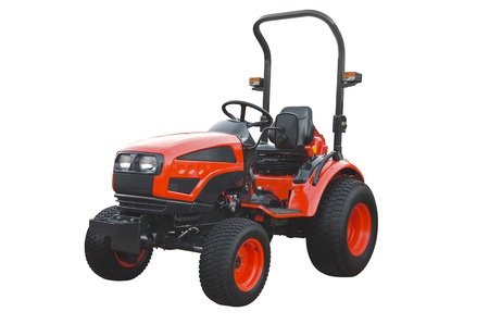 agronomics: Red  tractor