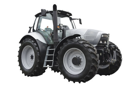 agronomics: Tractor agr�cola