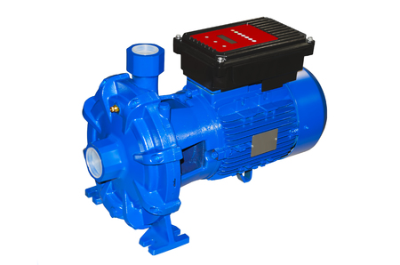 A two-stage centrifugal pump Imagens - 123646661