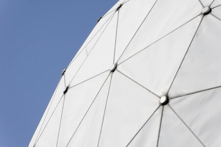 bugging: Dome that protects the antenna from the weather