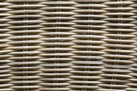 Close up of wicker bag texture 版權商用圖片