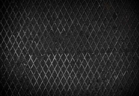 Black corrugated steel plate texture 版權商用圖片 - 151355309