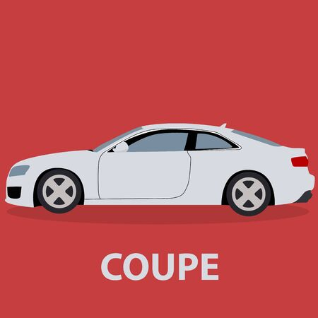 coupe: Car Coupe vehicle transport type design