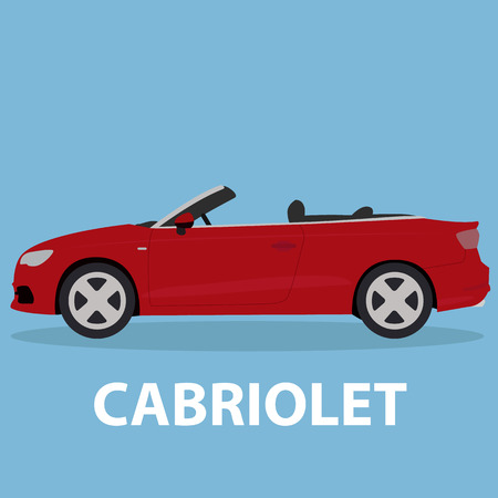 cabriolet: Car cabriolet vehicle transport type design