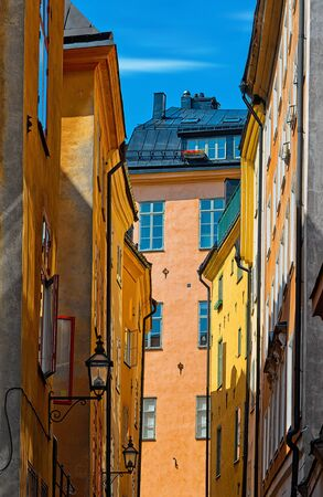 Old Town, Stockholm Stock Photo - 15325393