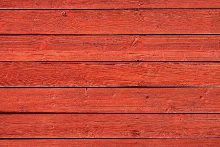 古い、赤のグランジ、木製パネルの背景として使用します。