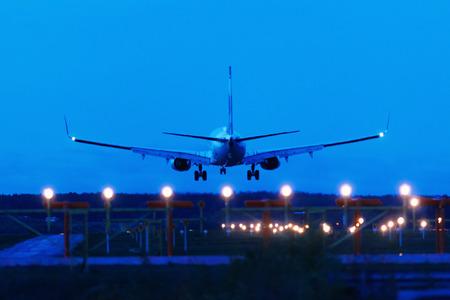ARLANDA, SWEDEN - SEPT 6, 2016: Aircrafts at Arlanda Airport (ARN)