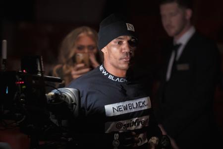 STOCKHOLM, SWEDEN, DEC 7, 2019: Superior challenge 20 between Nico Musoke (SWE) and Marcelo Alfaya (BRA). Musoke won.