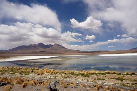Laguna Capina in Bolivia