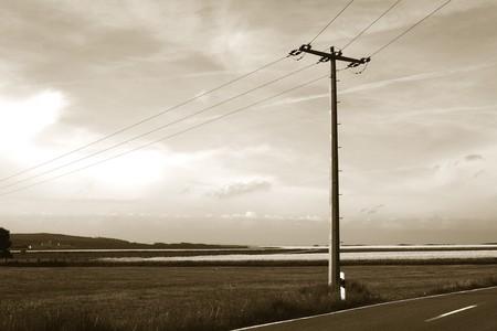 telegraphs: technology in rural fields