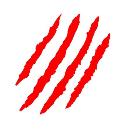 garra: Marcas de garras