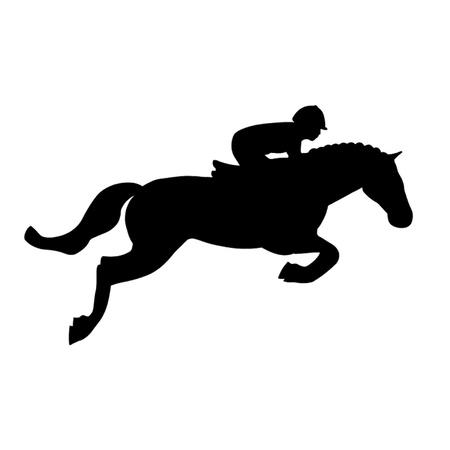 cavallo che salta: Horse Vai Vettoriali