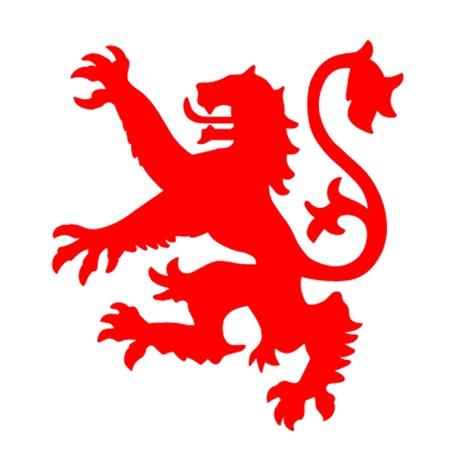 ostrożeń: Szkocki Lion
