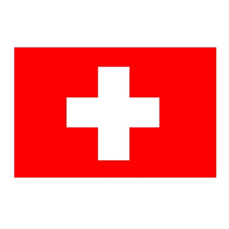 Swiss Flag - Flag of Switzerland Vector