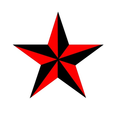 Nautical Star Vector