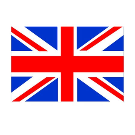 english flag: British Flag - Union Jack