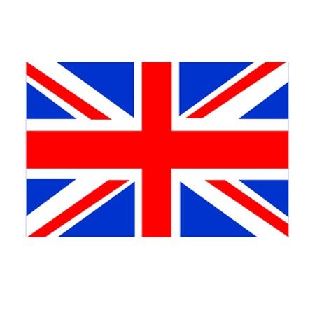 Drapeau britannique - Union Jack Vecteurs