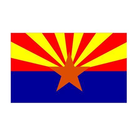arizona: Arizona State Flag