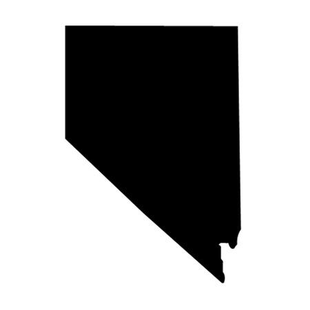 nevada: State of Nevada Illustration