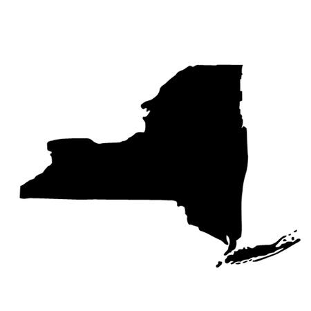 bandera estados unidos: Estado de Nueva York Vectores