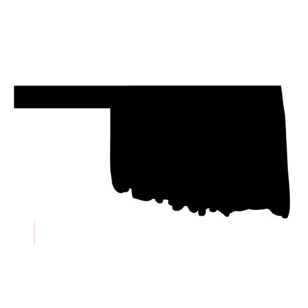 oklahoma: State of Oklahoma Illustration