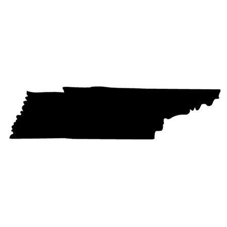 State of Tennessee Illustration