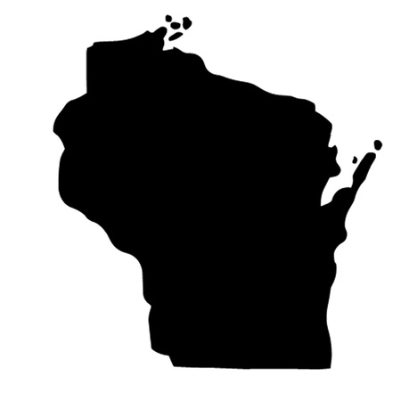 wisconsin flag: State of Wisconsin