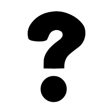 punto di domanda: Punto interrogativo